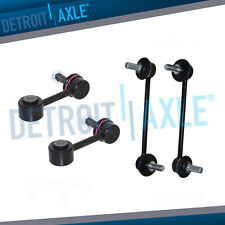 Front & Rear Sway Bar Link Kit for 06-09 Ford Fusion Mercury Milan Lincoln MKZ