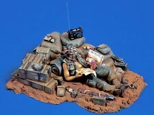 "Verlinden 1/35 ""Full Metal Jacket"" US G.I. in Vietnam War Vignette with Base 329"