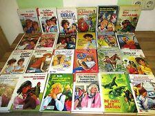 42 x Enid Blyton Schneider Bücher  Hanni und Nanni Dolly Tina und Tini Sammlung
