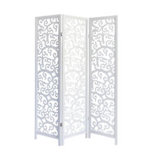 room divider screen privacy 3 panel separator folding partition wall Homestyle4u