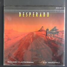"Richard Clayderman – Desperado (Vinyl 12"", Maxi 45 Tours, Promo)"