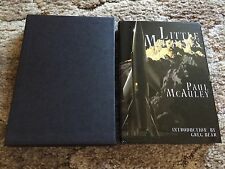 LITTLE MACHINES Paul McAuley 1st ed 200 COPY SIGNED/LIMITED/DELUXE/SLIPCASED OOP