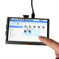 New 5 Inch LCD 800x480 HDMI Touchscreen Display for Raspberry Pi + Pen US STOCK
