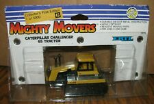 *Caterpillar Cat Challenger 65 Tractor 1/64 Ertl Toy 1988 COLLECTOR'S FIRST ED