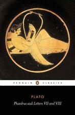 Phaedrus and Letters VII and VIII (Penguin Classics), Plato, Good Books