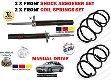 Per BMW e39 528 530 520 D 1995-2003 2x Anteriore Ammortizzatore + 2x Set molla elicoidale