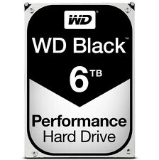 "Western Digital Black 6TB 3.5"" Hard Drive WD6002FZWX"