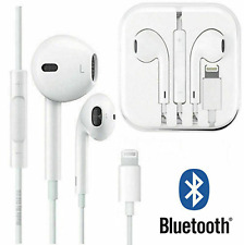 New For iPhone 7 8 Plus X XS MAX XR 11 Wired Headphones Headset Earbuds