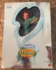AQUA FANTASY Little Mermaid Ariel doll Film Premiere Edition Mattel Disney 1997