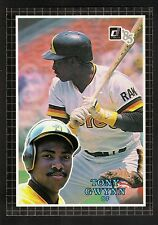 Tony Gwynn--1985 Donruss All Star Postcard--San Diego Padres