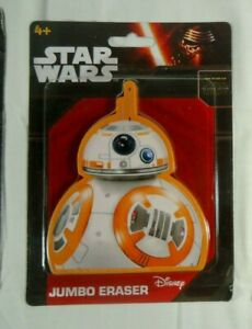 BB8 Star Wars 5 Inches Jumbo Eraser