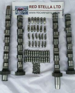 NEW AUDI VW SKODA SUPERB 3U4 2,5 Tdi V6 Camshaft Kit Set for Afb Ake Akn Aym Bfc