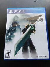 Final Fantasy Vii Remake - Ps4 - Very Good
