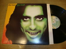 Alice Cooper - Goes To Hell - LP Record   VG+ VG+