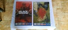 Black Widow, Comic Books, #2, #3, #4, Marvel, Protective Cases.