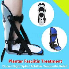 Adjustable Plantar Fasciitis Foot Brace Toes Sports Pain Fascia Night Splint