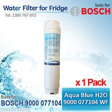 1 x BOSCH ULTRACLARITY 9000-077104, 644845, 740570 AQUA BLUE H2O REPLACEMENT