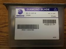 Box of 10ea NEW DISCO NBC-ZH-203F-SE 27HCDD  DIAMOND BLADE