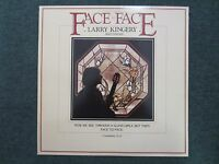 Face to Face Larry Kingery and Friends~RARE Christian Xian w/Lyrics Sleeve