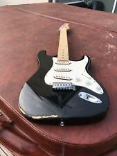 Custom Built Roadworn Stratocaster Electric Guitar. Right Handed.