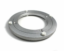 "8"" INCH 200MM LAZY SUSAN ROTATING ALUMINIUM TURNTABLE BEARING ROUND - UK - LS2"