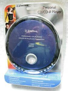 Emerson Personal CD/CR-R Player - Model HD5565BL - Purple - NEW