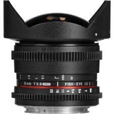 Obiettivi fissa/prima per fotografia e video Canon 8mm