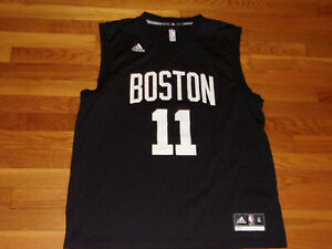ADIDAS BOSTON CELTICS KYRIE IRVING BASKETBALL JERSEY MENS XL EXCELLENT CONDITION