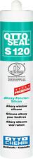 OTTOSEAL S 120 Das Premium-Alkoxy-Fenster-Silicon 310ml   alle FARBEN