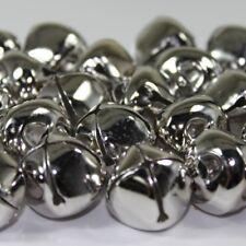 Home & Garden 120 Pieces Tibetan Silver Small Bell Charms 25x18mm #129