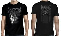 INCANTATION cd lgo ROTTING WITH YOUR CHRIST Official TOUR SHIRT XL New blasphemy