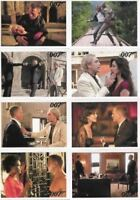 James Bond Archives 2015 Skyfall Expansion Card Set 14 Cards