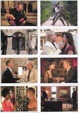 James Bond Archives 2015 Skyfall Expansion Card Set 14 Cards