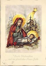 BG20747 fir baby jesus weihnachten christmas new year neujahr   germany