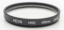 Hoya HMC 49mm UV(0) UV (0) 0 UV-Filter 49 mm Filter