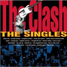 THE CLASH (THE SINGLES - GREATEST HITS CD SEALED + FREE POST)