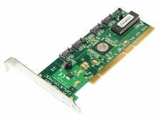 Dawicontrol DC-4300 4 Ports 4x SATA II RAID Controller Card PCI-X BS041007 Karte