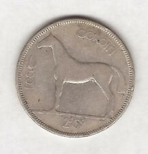 1928 IRISH 2 SHILLING AND 6D COIN