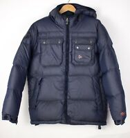 HELLY HANSEN Men Down Puffer Waterproof Jacket Size L APZ283
