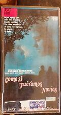 COMO SI FUERAMOS NOVIOS. PEDRITO FERNANDEZ.  SPANISH VHS