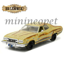 GREENLIGHT 86495 THE BIG LEBOWSKI MOVIE THE DUDE'S 1973 FORD GRAN TORINO 1/43