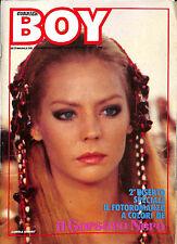 [560] CORRIERE DEI RAGAZZI ed. F.lli Crespi 1977 Corrier Boy n.  3 stato Ottimo