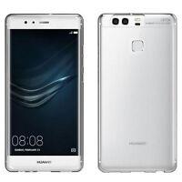 Custodia PERFECT FIT cover trasparente per Huawei P9 Plus case TPU flessibile