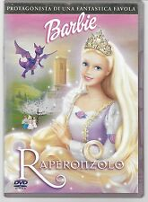 Barbie Raperonzolo (2002) DVD