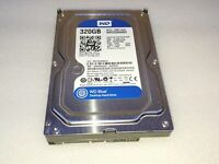 HP Pavilion a6757c - 320GB Hard Drive with Windows 7 Ultimate 64-Bit Installed