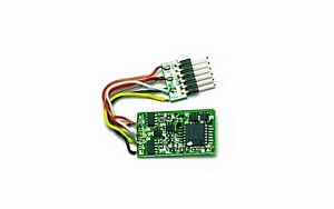 HORNBY DIGITAL DCC R7150 LOCOMOTIVE 6 PIN DECODER CONVERTER CHIP