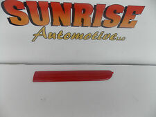 NOS GM 22635749 REAR QUARTER MOLDING LH PAINTED RED 1996 1997 CHEVROLET CAVALIER