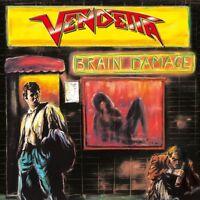 VENDETTA - BRAIN DAMAGE (RE-RELEASE)   CD NEU