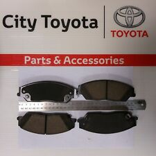 New Toyota Genuine Front Brake Pad Camry/Aurion 6/06-Current 0446506090