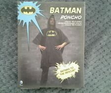 BATMAN Poncho Adulti